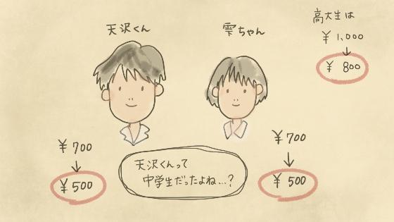 学生さんは「前売券」を買ったほうが一番お得。発売は6/10から!